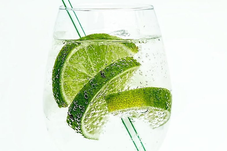 To reduce belly fat hydrate fully and frequently