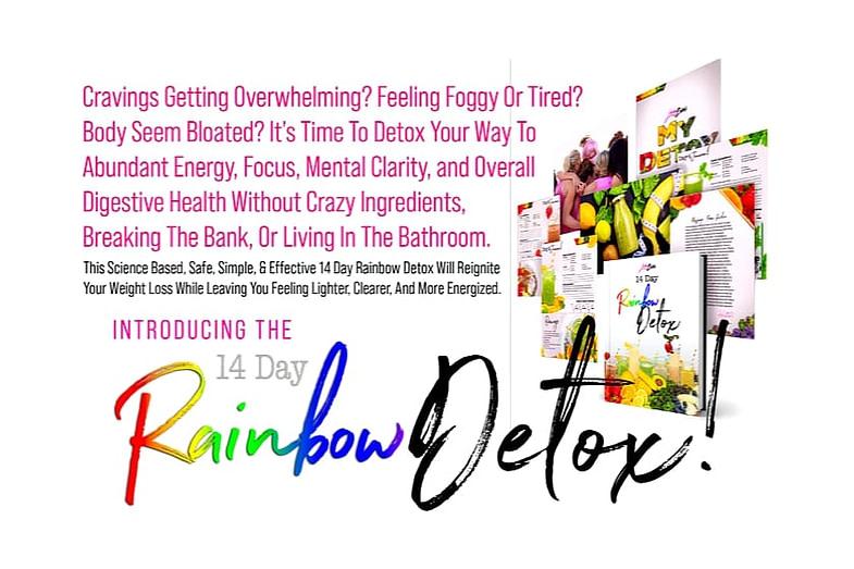LadyBoss Rainbow Detox Master Plan 03