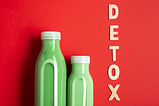 Detox for weight loss and health