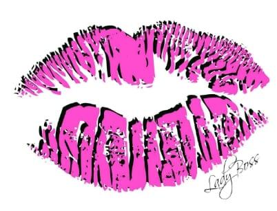 LadyBoss Kiss