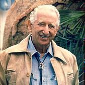 Bernard Jensen, Chiropractor, author and leader in the alternative healthcare movement
