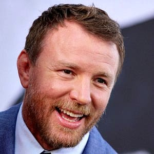 Guy Ritchie, English film director, film producer, screenwriter and businessman