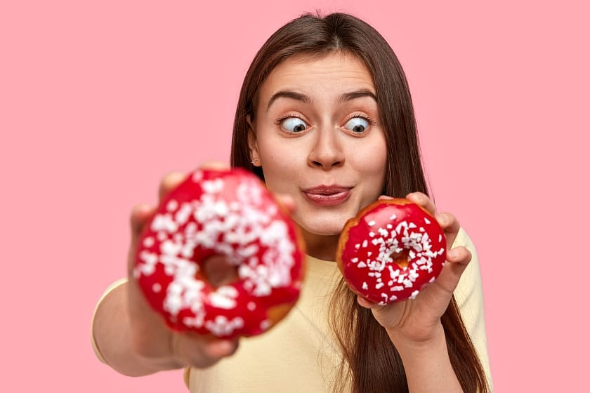 5 Little Known Ways For Eating Less Junk Food