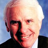 Jim Rohn, American entrepreneur, author and motivational speaker