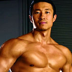 Fitness trainer Mike Chang