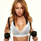 Zuzka Light, certified holistic health and fitness coach