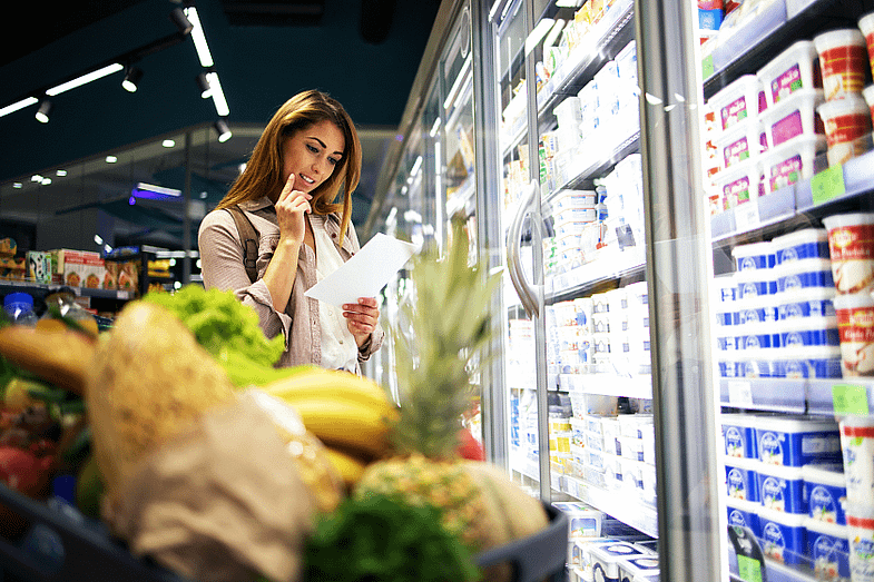 Reduce Your Grocery Bill To $50 A Week