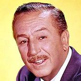 Walt Disney film producer and entrepreneur