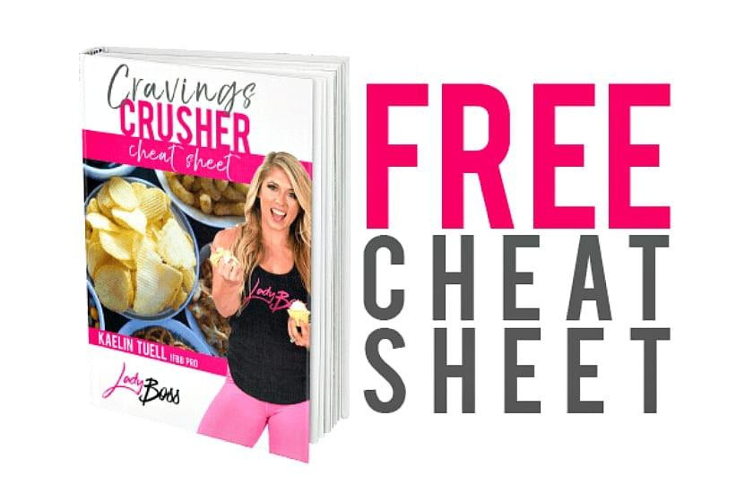 Cravings Crusher Cheat Sheet
