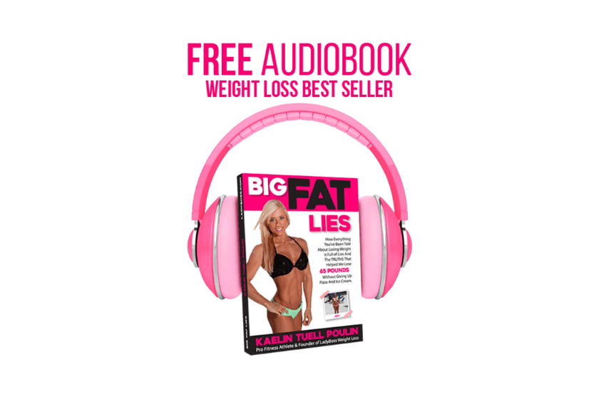 FREE Download: The Bestseller Audiobook Big Fat Lies by Kaelin Tuell Poulin