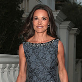 Pippa Middleton, an English socialite, author and columnist