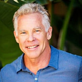 Mark Sisson, American fitness author, food blogger and a former triathlete